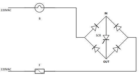 Lu Led Motor Kedip menerapkan teknik bias pembagi tegangan rangkaian