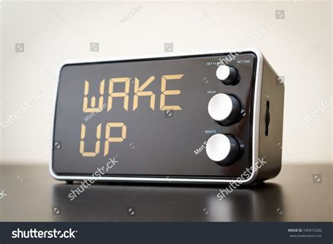 Stock Up Alert by Up Alert Clock Stock Photo 105915200