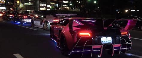 Lamborghini Veneno Crash Lamborghini Murcielago With Veneno Kit Does