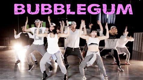 tutorial dance jason derulo bubblegum jason derulo dance tutorial mattsteffanina