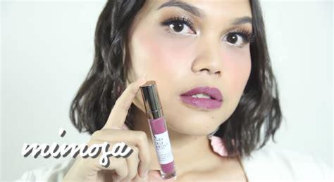 Lipstik They Talk About 5 warna lipstick untuk makeup wisuda daily