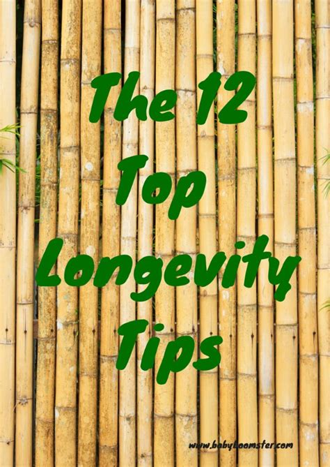 the longevity code secrets to living well for longer from the front lines of science books the 12 top longevity tips to live well and stay healthy
