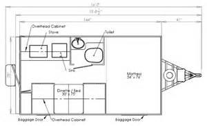 food concession trailer floor plan trailer floor plans