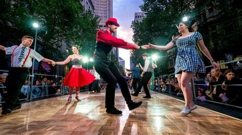 swing dance melbourne white night melbourne swing city dancing all night long