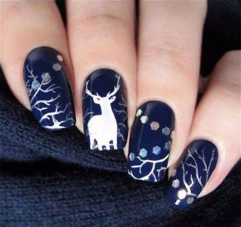 Winter 2017 Nail Designs 25 best winter nail designs ideas 2017 modern