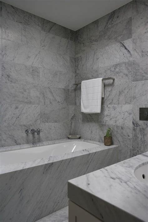 Modern Bathroom Marble 87 Best Images About Bathroom On Soaking Tubs