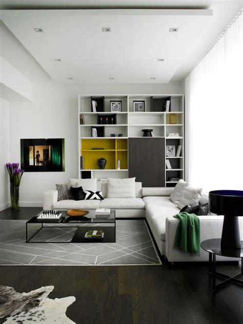 Modern Living Room Decor Best 25 Modern Living Rooms Ideas On Pinterest Modern Decor Modern And White Sofa Decor
