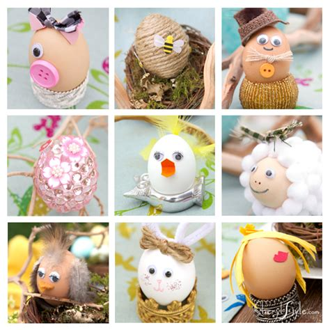 easter eggs decorating ideas modern magazin