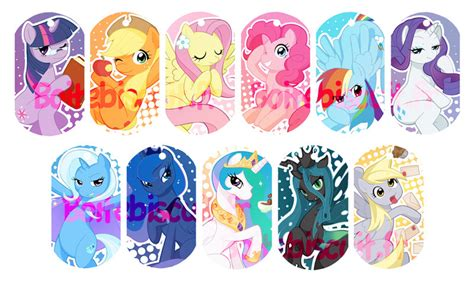 Little pony crafts