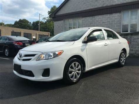 used toyota corolla for sale by owner used 2011 toyota corolla for sale by owner in wyncote pa