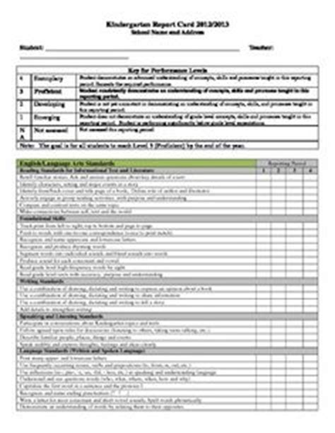 common standards california report card template 1000 images about common connection on teachers pay