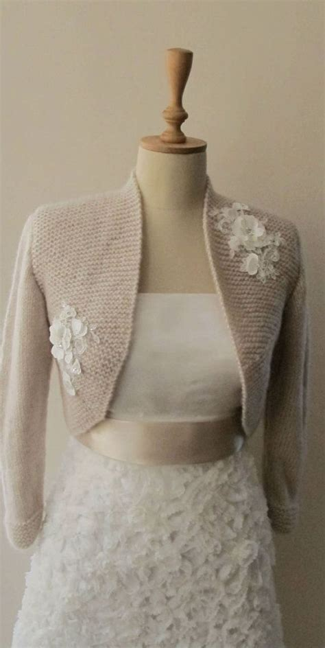 wedding bolero knitting pattern 25 best ideas about wedding jacket on wedding