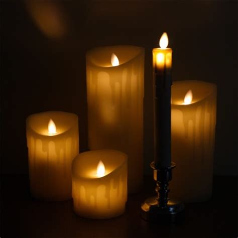 Lights Flickering In Whole House by Led Glow Dancer Candles