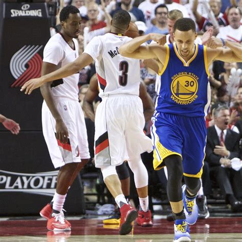 warriors trail blazers warriors vs trail blazers game 4 video highlights recap