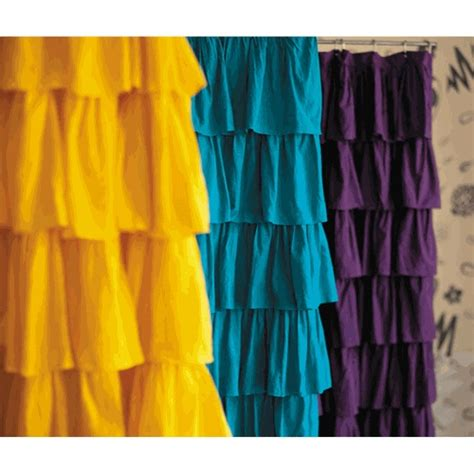 college curtains ruffled shower curtains decorate college dorm college