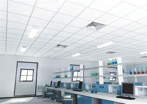 Clean Room Ceilings armstrong clean room fl 56ca nevill interior systems specialists suspended ceilings