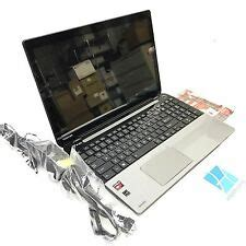 toshiba amd a6 pc laptops netbooks ebay