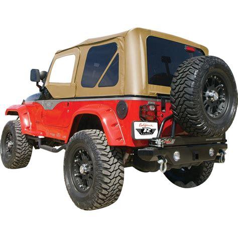 2003 Jeep Wrangler Accessories New Rage Soft Top Spice Denim Jeep Wrangler Tj 2006
