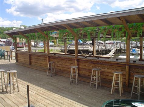 boat slip keyport up the creek tavern waterfront dining at the keyport