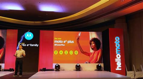 moto e4 notification light moto e4 series now available in india