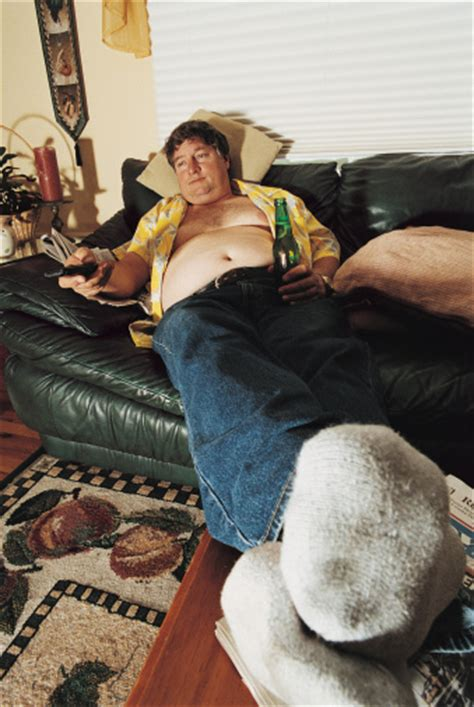 fat guy on couch how s your posture when you play games neogaf