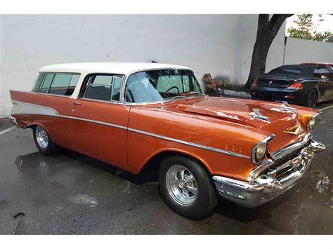1957 chevrolet nomad for sale 1957 chevrolet nomad for sale classiccars cc 1029478