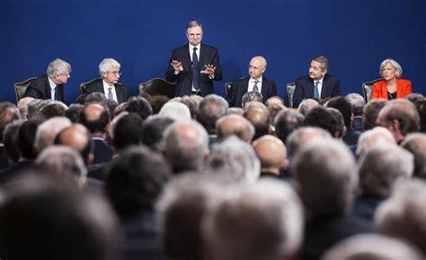 banca d italia relazione annuale manager giudici e banchieri alla relazione annuale di