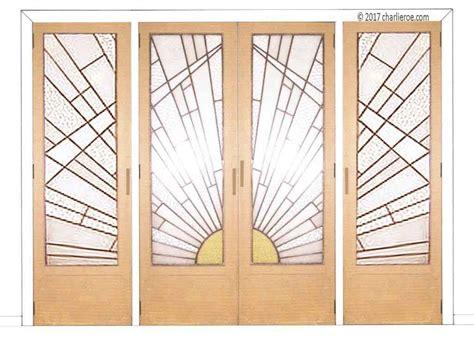 Art Deco Glass Doors Palzon Com Deco Glass Doors