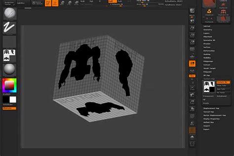zbrush shadowbox tutorial using thumbnails to kickstart your zbrush shadowbox
