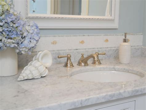 marble countertop for bathroom marble countertops hgtv