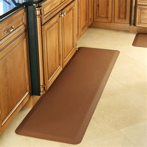 best kitchen mat memory foam kitchen floor mat pu decorative best kitchen