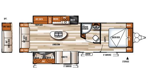 2006 salem travel trailer floor plans 2006 salem travel trailer floor plans 28 2006 salem