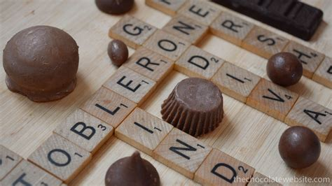 chocolate scrabble tiles scrabble tiles spelling out chocolate brands godiva