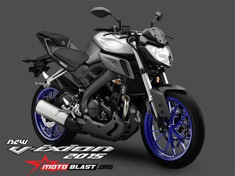 Yamaha Byson 2015 Karbu bocor kasar lanjutan new vixion dan byson 2015
