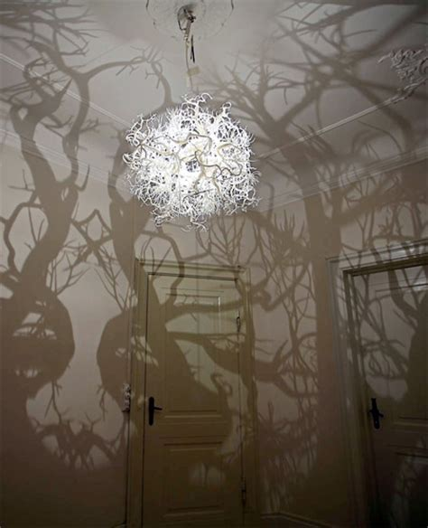 Forms In Nature Chandelier Forest L For Your Bedroom