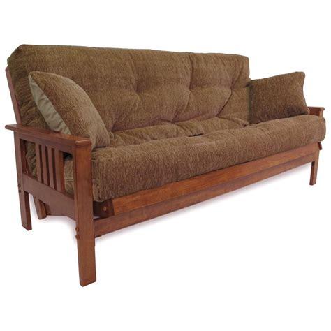 futon austin tx austin wood futon frame in medium balboa dcg stores