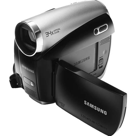 samsung sc d382 battery and charger scd382 camcorder and