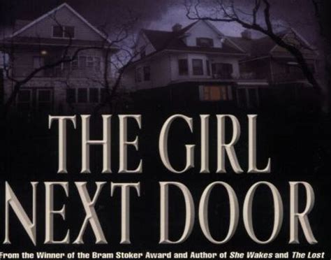 The Next Door Book by The Top 10 Most Horror Books Horror Novel Reviews