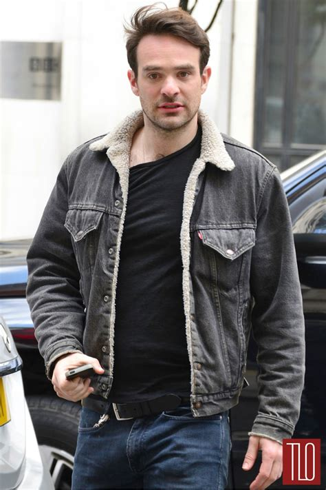 charlie cox visits bbc radio two studios in london tom