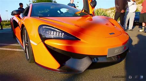 orange mclaren interior mclaren 570s orange walk around interior