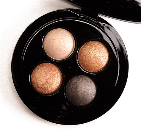 Eyeshadow Quads For Brown mac a glimmer of gold mineralize eyeshadow review photos swatches