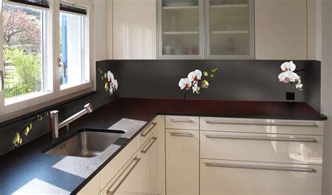 schiefertafel deko küche k 252 che glasr 252 ckwand k 252 che schwarz glasr 252 ckwand k 252 che