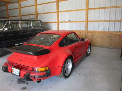 porsche ruf for sale ruf something or other for sale 1980 porsche 930