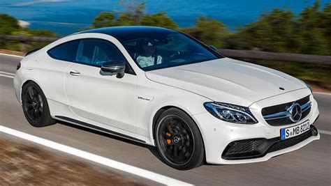 Mercedes Coupes by 2016 Mercedes C Class Coupe Review Drive