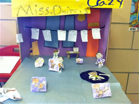shoe box book report ideas the learning lab shoebox dioramas to talk about setting