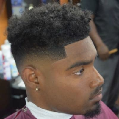 mens afro faded sides long on top hairstyles 5 stylish shaved sides hairstyles the idle man