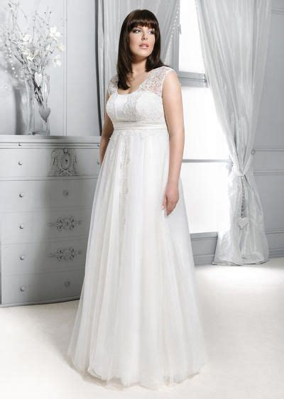 hochzeitskleid plus size mode de pol plus size brautkleid 2015 ka 14204