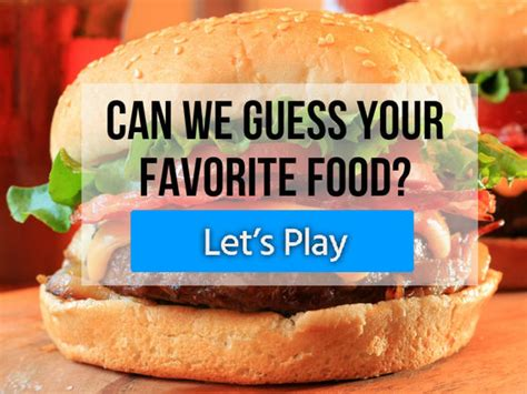 Whats Your Favorite Afternoon Snack by Can We Guess Your Favorite Food Quiz Today