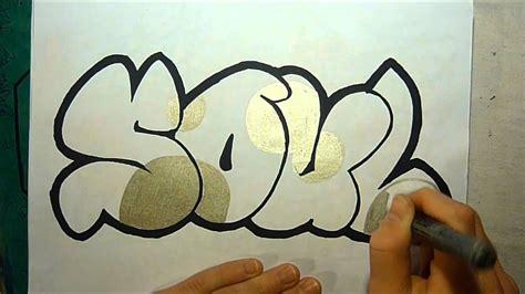 graffiti sketch soul  bubble letters  eastsider youtube
