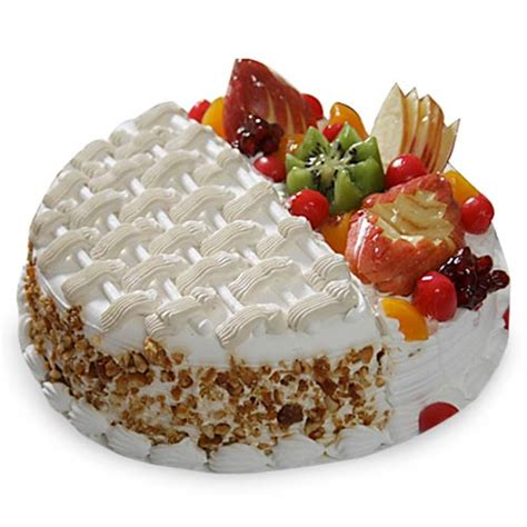 Ibaco Cake Images mix fruits cake 1 kg 1050 free delivery 100 eggless